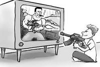 Госдума: Нужен законодательный запрет на демонстрацию сцен насилия на ТВ