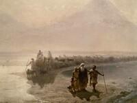 Рубен Маркарьян: «Посмотрите, что такое море в религиозных картинах Айвазовского?»